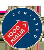 Registro 1000 Miglia Logo